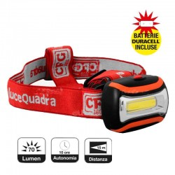 CFG LUCE QUADRA LED HEADLIGHT - TORCIA FRONTALE