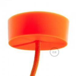 Rosone in Silicone Arancione
