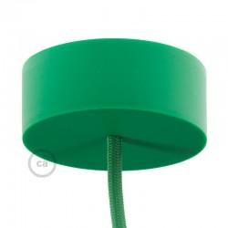 Rosone in Silicone Verde scuro