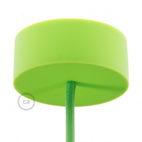 Rosone in Silicone Lime