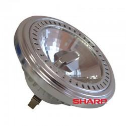 V-TAC VT-1110 LAMPADINA LED AR111 G53 15W FARETTO DA INCASSO - SKU 4084 / 4062 / 4061