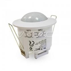 V-TAC VT-8029 SENSORE DI MOVIMENTO A INFRAROSSI PER LAMPADINE - SKU 5090
