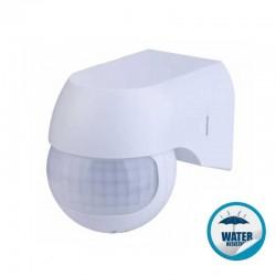 V-TAC VT-8028 SENSORE DI MOVIMENTO A INFRAROSSI PER LAMPADINE - SKU 5088
