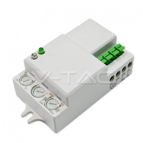 V-TAC VT-8018 SENSORE DI MOVIMENTO A MICROONDE PER LAMPADINE - SKU 5078