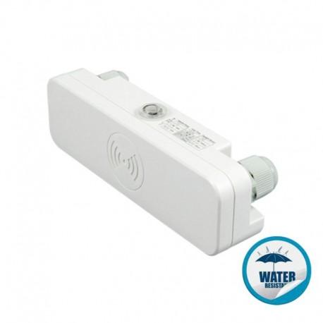 V-TAC VT-8036 SENSORE DI MOVIMENTO A MICROONDE IP65 PER LAMPADINE - SKU 5571