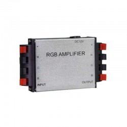 V-TAC AMPLIFICATORE DI SEGNALE PER CONTROLLER DI STRISCE LED RGB - SKU 3009
