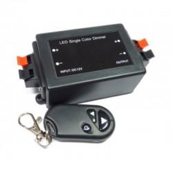 V-TAC VT-2402 CONTROLLER PER STRISCE LED CON TELECOMANDO 3 TASTI - SKU 3300