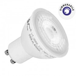 V-TAC VT-2886 D LAMPADINA LED GU10 7W FARETTO SPOTLIGHT DIMMERABILE - SKU 1666 / 1667 / 1668