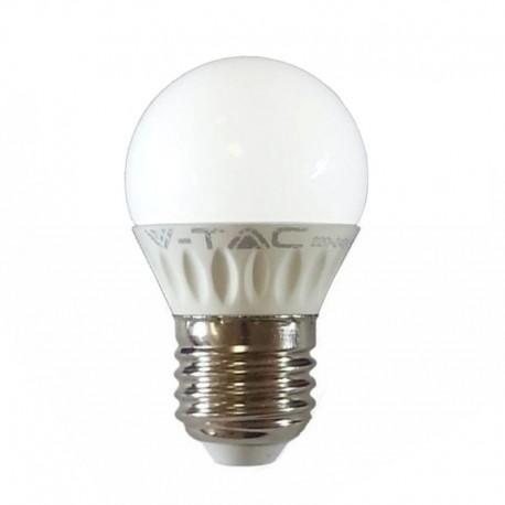 V-TAC VT-2053 LAMPADINA LED E27 3W MINIGLOBO G45 - SKU 7202 / 7203 / 7204