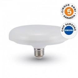 V-TAC PRO VT-224 LAMPADINA LED E27 24W UFO CHIP SAMSUNG - SKU 216 / 217 / 218