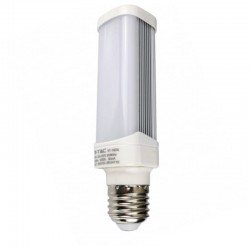 V-TAC VT-1926 LAMPADINA LED E27 6W TOWER PL HORIZONTAL LIGHT - SKU 4373 / 4115 / 4116