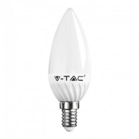 V-TAC VT-2033 LAMPADINA LED E14 3W CANDELA - SKU 7196 / 7197 / 7198