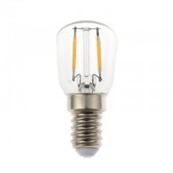 V-TAC VT-1952 LAMPADINA LED E14 2W BULB ST26 FILAMENTO - SKU 4444 / 4445 / 4446