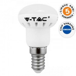 V-TAC PRO VT-239 LAMPADINA LED E14 3W BULB REFLECTOR R39 CHIP SAMSUNG - SKU 210 / 211 / 212