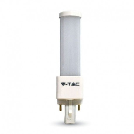 V-TAC VT-2046 LAMPADINA LED G24 6W TOWER HORIZONTAL LIGHT - SKU 7210 / 7209 / 7208