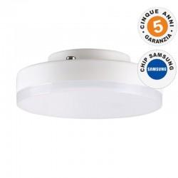 V-TAC PRO VT-207 LAMPADINA LED GX53 7W BULB DISC CHIP SAMSUNG - SKU 222 / 223 / 224