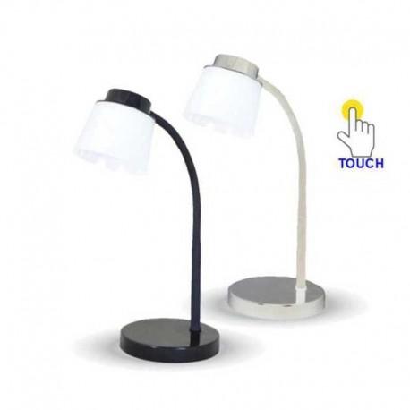V-TAC VT-1015 LAMPADA DA TAVOLO LED 5W TOUCH DIMMERABILE - SKU 7051 / 7052