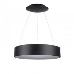 -TAC VT-25-1 LAMPADA LED A SOSPENSIONE DI COLORE NERO 25W - SKU 3993