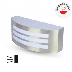 V-TAC VT-7680 PORTALAMPADA WALL LIGHT DA MURO PER LAMPADINE E27 - SKU 7514