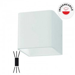 V-TAC VT-758 LAMPADA LED DA MURO WALL LIGHT BIANCA 5W - SKU 7085 / 7095