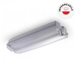 V-TAC VT-525 LAMPADA LED D'EMERGENZA ANTI BLACK OUT GRADO PROTEZIONE IP65 - SKU 8382