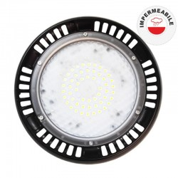 V-TAC VT-9065 LAMPADA INDUSTRIALE LED UFO SHAPE 50W SMD 120° HIGH BAY - SKU 5557 / 5558