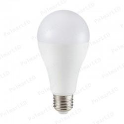 V-TAC VT-2017 LAMPADINA LED E27 17W BULB A65 - SKU 4456 / 4457 / 4458