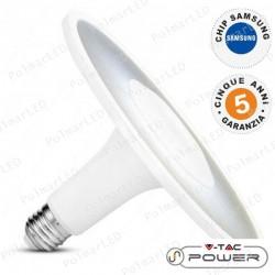 V-TAC PRO VT-2318 LAMPADINA LED E27 18W UFO CHIP SAMSUNG - SKU 2784 / 2785 / 2786